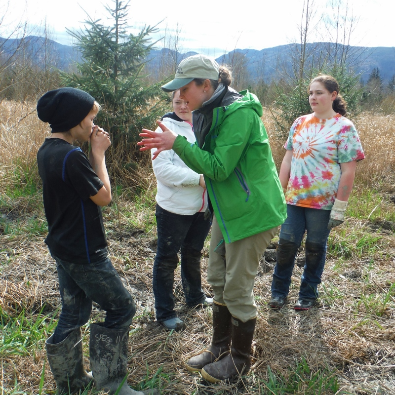 Skagit Youth in Conservation